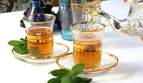 El auténtico té moruno