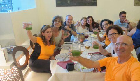 Senderismo en Cabo de Gata y cena en Marhaba, el plan perfecto para verano