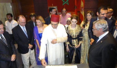 Restaurante Marhaba, encargado del catering en la fiesta del Consulado de Marruecos